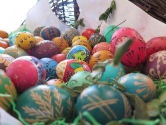 Jaja jak malowane!