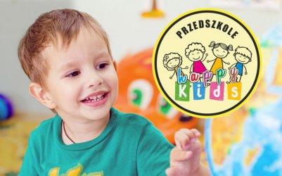 Niepubliczne Przedszkole Językowe Happy Kids to wymarzone miejsce dla twojego dziecka