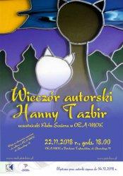 Wieczór autorski Hanny Tazbir w Piotrkowie