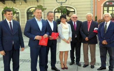 SLD zaprezentował kandydatów do Sejmiku