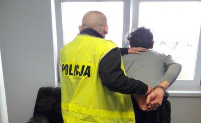 Dramat na ulicy Próchnika w Piotrkowie. Usiłowanie zabójstwa