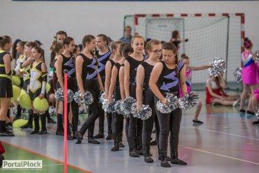 Pierwsze sukcesy piotrkowskich cheerleaderek