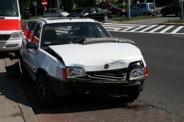 Piotrków: Wypadek na Sienkiewicza