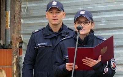W Woli Krzysztoporskiej powstaje posterunek policji