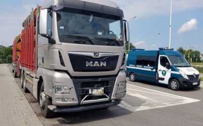 ITD zatrzymała kolejne przeładowane ciężarówki