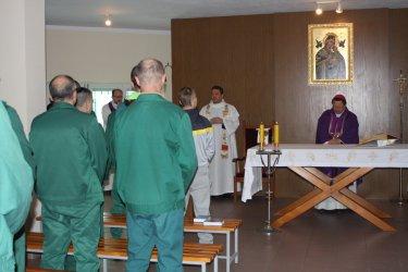 Arcybiskup w piotrkowskim areszcie