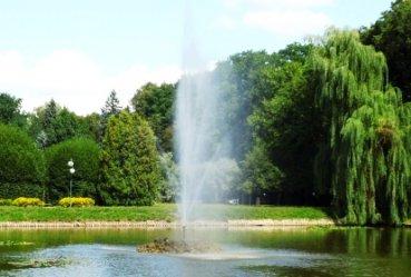 Wyłączyli już piotrkowskie fontanny