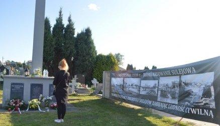 Oddali hołd ofiarom bombardowania Sulejowa