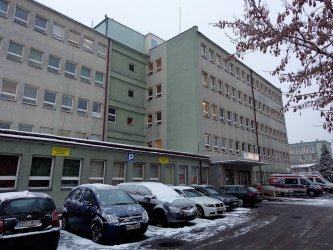 Szpital wojewódzki z akredytacją