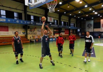 Koszykarze też już grają