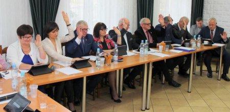 Radni i wójt gminy Rozprza złożyli ślubowanie