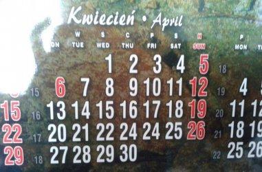 23 kwietnia - dzień, którego nie ma