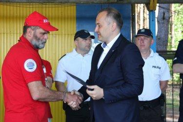 Będą ponadnormatywne patrole wodne na Zalewie Sulejowskim
