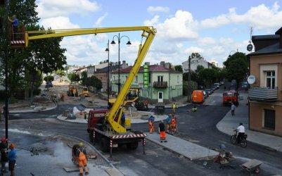W poniedziałek otworzą wyremontowany odcinek ul. Wojska Polskiego