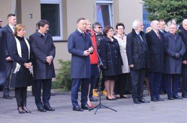 Andrzej Duda wygrał w Piotrkowie i powiecie piotrkowskim