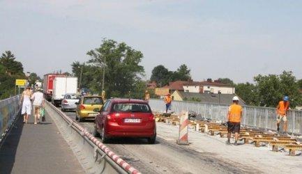 Uwaga kierowcy! Zmiany na moście w Sulejowie
