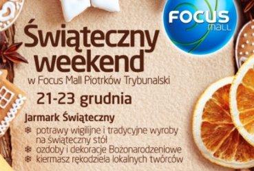 Jarmark Świąteczny w Focus Mall