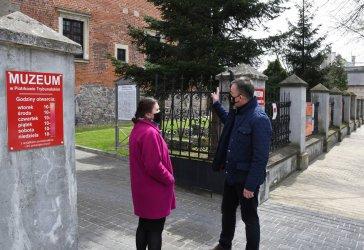 Miasto zainwestuje w bezpieczeństwo piotrkowskiego Zamku Królewskiego