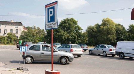Strefa wątpliwego parkowania