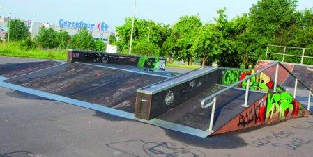 60 tysięcy na bezpieczeństwo w skateparku