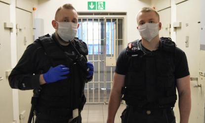 Jakie działania podejmuje piotrkowski areszt w dobie epidemii?