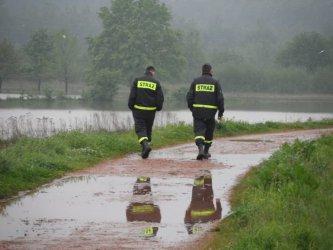 Policja odnalazła zwłoki zaginionego mieszkańca gminy Aleksandrów