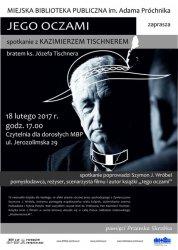 Spotkanie z bratem księdza Tischnera