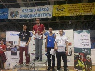 Piotrkowscy Kickboxerzy po(d)bili Węgry