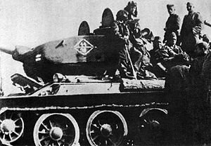 1945: Wyzwolenie czy następna okupacja?