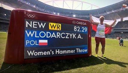 Rekord świata pobity młotem Polanika