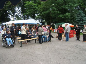 Spotkania integracyjne w Radomsku
