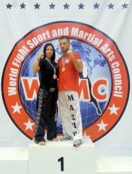 Sukces zawodników Marky Mark w Mistrzostwach Świata