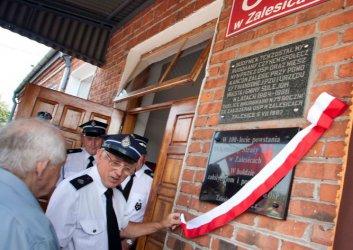 100 lat OSP w Zalesicach