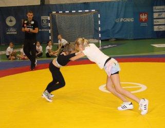 Młodzi sportowcy rywalizowali w hali Relax