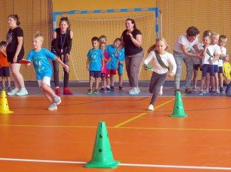 Przedszkolaki rywalizowały w Witowie