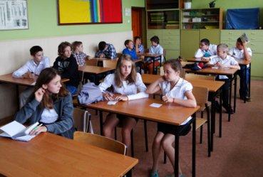 Uczniowie rozpoczęli rok szkolny 2013/2014