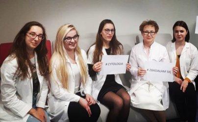Cytologia na Dzień Kobiet
