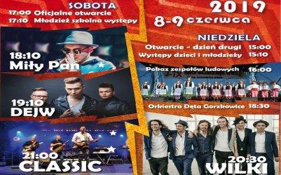 Dni Gorzkowic w rytmie disco polo