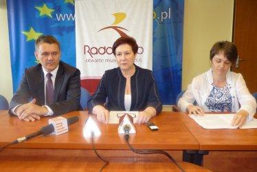 Powrót na budowę obwodnicy Radomska