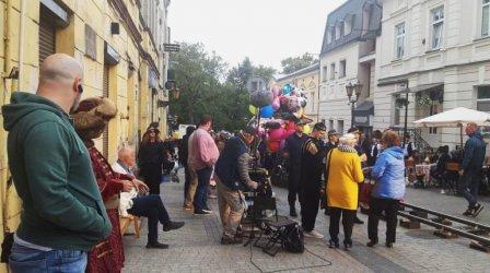 """Zdjęcia do kolejnego sezonu serialu """"Ultraviolet"""" powstawały w Piotrkowie"""