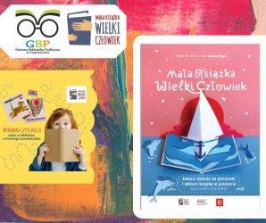 Gmina Czarnocin: Mała książka – wielki człowiek, czyli wyprawki dla najmłodszych czytelników