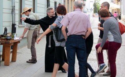Noc Muzeów w Piotrkowie przyciągnęła całe rodziny (galeria)