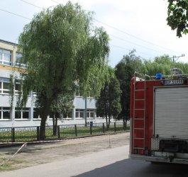 Drzewo powodem ewakuacji szkoły