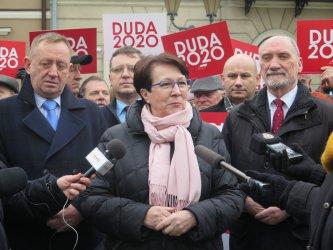 Kampania Andrzeja Dudy w okręgu piotrkowskim zainaugurowana