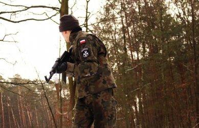 Zbiórka z Jednostką Strzelecką 1031 Piotrków Trybunalski