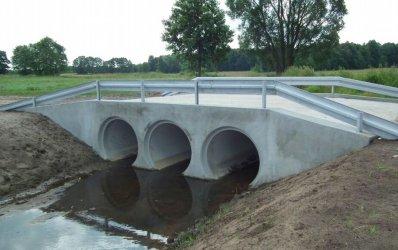 Po moście w Radziątkowie można już jeździć