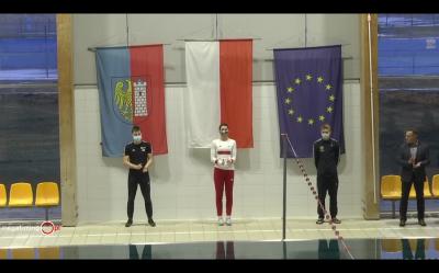 Dominacja Wiktorii Guść na Mistrzostwach Polski