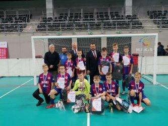 Młodzi piłkarze Piotrcovii wicemistrzami województwa