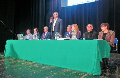 W Piotrkowie rozmawiali na temat rozwoju województwa