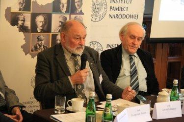 Rozmawiali o odzyskanej niepodległości